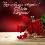 Бесплатная открытка с днем рождения жене скачать бесплатно на сайте otkrytkivsem.ru