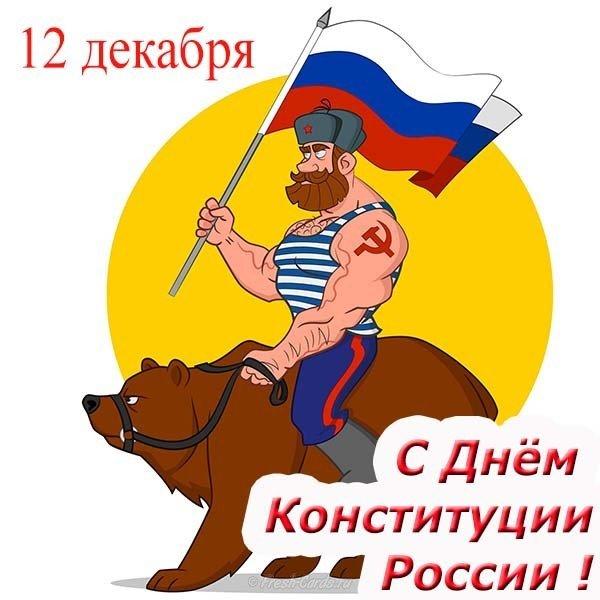 den konstitutsii rosslyskoy federatsii risunok