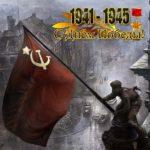 День Победы черно белая картинка скачать бесплатно на сайте otkrytkivsem.ru