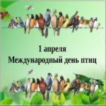 День птиц картинка скачать бесплатно на сайте otkrytkivsem.ru