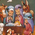 Детский рисунок рождественская открытка скачать бесплатно на сайте otkrytkivsem.ru