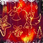 Фон для открытки с новым годом скачать бесплатно на сайте otkrytkivsem.ru