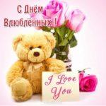 Фото открытка на 14 февраля скачать бесплатно на сайте otkrytkivsem.ru