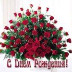 Изысканная открытка с днем рождения женщине скачать бесплатно на сайте otkrytkivsem.ru