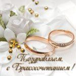 Красивая открытка с бракосочетанием скачать бесплатно на сайте otkrytkivsem.ru