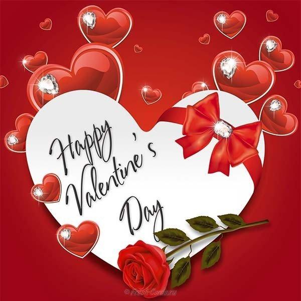 krasivaya otkrytka s dnem valentina