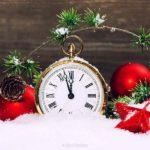 Макет новогодней открытки скачать бесплатно на сайте otkrytkivsem.ru