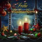 Немецкая открытка к рождеству скачать бесплатно на сайте otkrytkivsem.ru