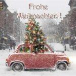 Немецкая открытка новый год скачать бесплатно на сайте otkrytkivsem.ru