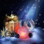 Новогодняя открытка шаблон скачать скачать бесплатно на сайте otkrytkivsem.ru