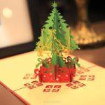 Объёмная открытка к рождеству скачать бесплатно на сайте otkrytkivsem.ru