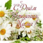 Открытка для мамы в день рождения скачать бесплатно на сайте otkrytkivsem.ru