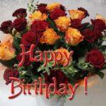 Открытка happy birthday бесплатно скачать бесплатно на сайте otkrytkivsem.ru