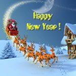 Открытка happy new year скачать бесплатно на сайте otkrytkivsem.ru