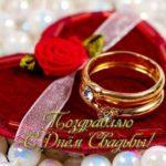 Открытка к дню свадьбы скачать бесплатно на сайте otkrytkivsem.ru