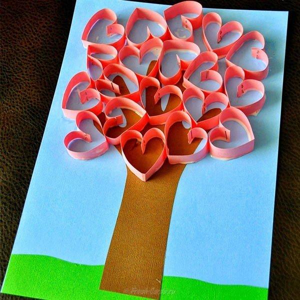 Годовщиной, открытки ко дню матери с детьми 2-3