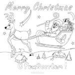 Открытка на рождество распечатать скачать бесплатно на сайте otkrytkivsem.ru