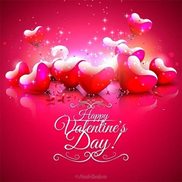 otkrytka na s dnem valentina na angllyskom