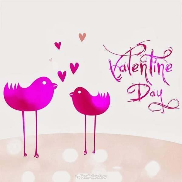 otkrytka na valentinov den na angllyskom