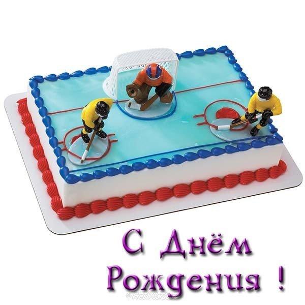 Поздравления с днем рождения хоккеисту мальчику своими словами