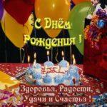 Открытка с днем рождения шарики воздушные скачать бесплатно на сайте otkrytkivsem.ru