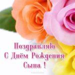Открытка с днем рождения сына подруги бесплатно скачать бесплатно на сайте otkrytkivsem.ru