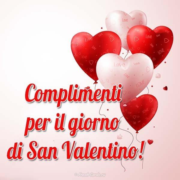otkrytka s dnem valentina na italyanskom