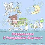 Открытка с рождением внучки бабушке скачать бесплатно скачать бесплатно на сайте otkrytkivsem.ru