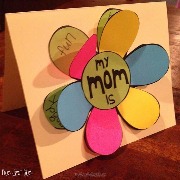 День матери открытки 1 класс, открытки