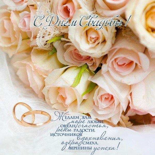 otkrytka v den svadby molodozhenam