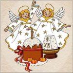 Пасхальная открытка рисунок детей скачать бесплатно на сайте otkrytkivsem.ru