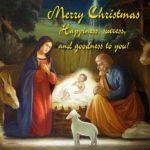Поздравительная открытка с рождеством на английском скачать бесплатно на сайте otkrytkivsem.ru