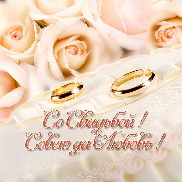 Фото на свадьбу поздравление, шикарными розами