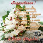 Поздравительная открытка со свадьбой скачать бесплатно на сайте otkrytkivsem.ru