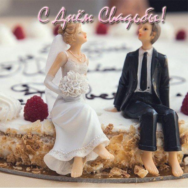 Прикольная открытка к свадьбе молодоженам скачать бесплатно на сайте otkrytkivsem.ru