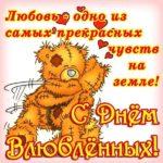 Прикольная открытка с днем влюбленных 14 скачать бесплатно на сайте otkrytkivsem.ru