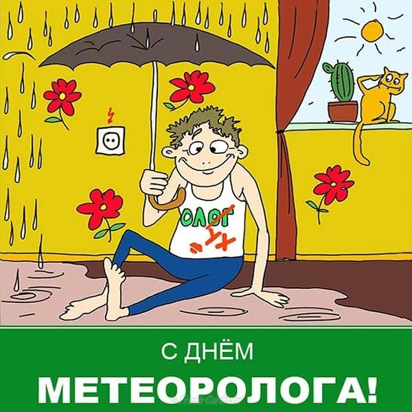 prikolnaya oturytka pozdravlenie na den meteorologa