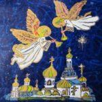 Рисунок на тему рождественская открытка скачать бесплатно на сайте otkrytkivsem.ru