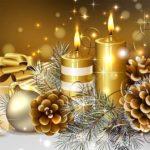 Шаблон для новогодней открытки скачать скачать бесплатно на сайте otkrytkivsem.ru