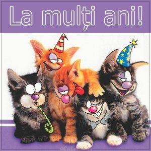 Румынская картинка на день рождения