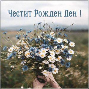 Болгарская картинка на день рождения