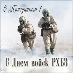 Картинка поздравляю с днем войск РХБ защиты