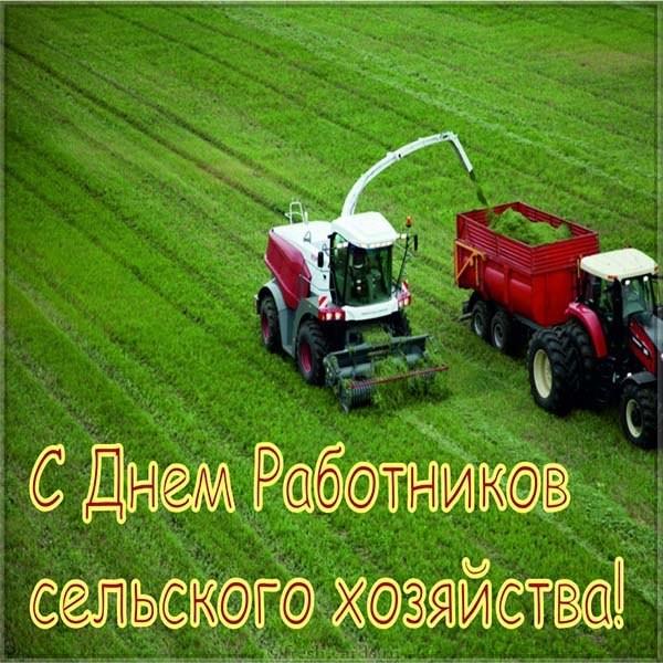 Картинка с днём работников сельского хозяйства