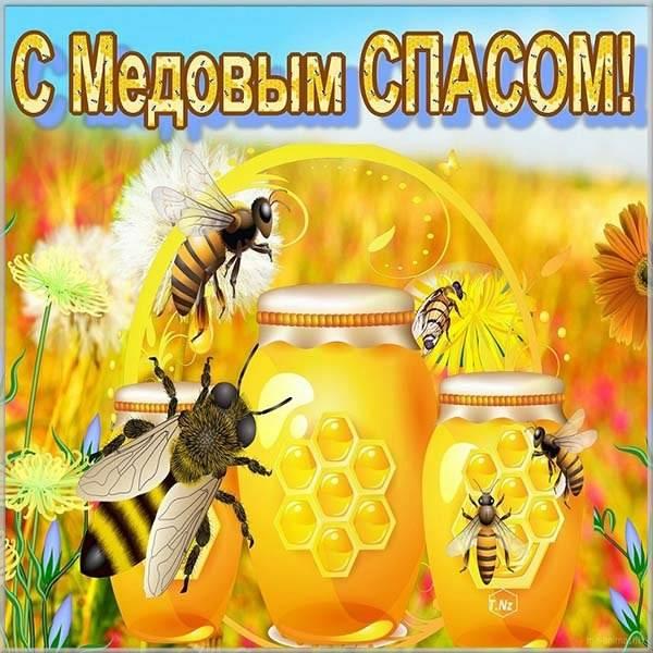 Бесплатная картинка медовый спас - скачать бесплатно на otkrytkivsem.ru