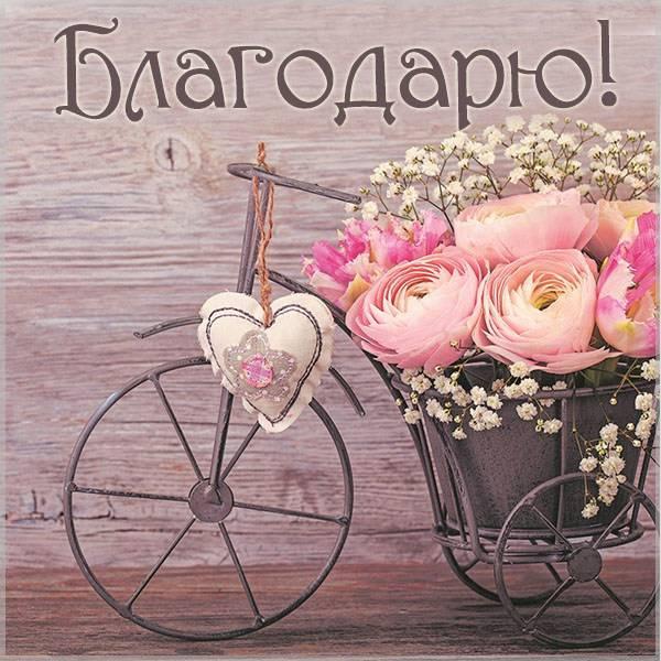 Фото картинка благодарю - скачать бесплатно на otkrytkivsem.ru