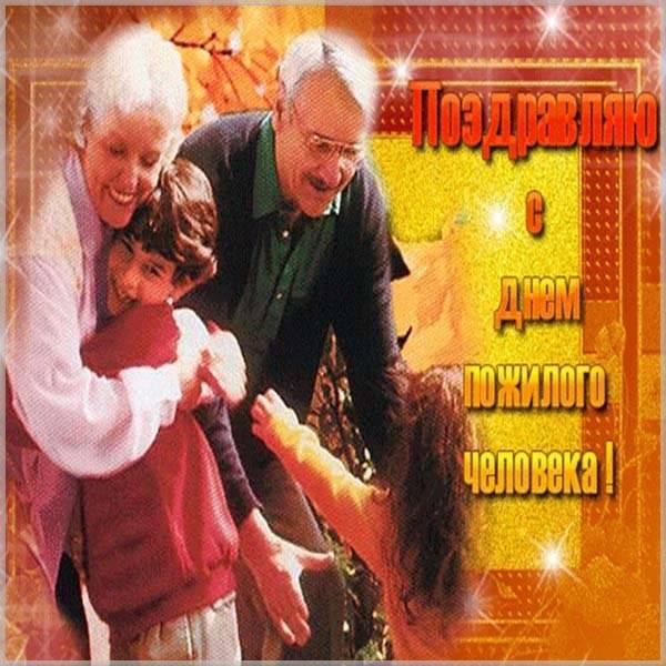 Фото картинка на день пожилых людей - скачать бесплатно на otkrytkivsem.ru