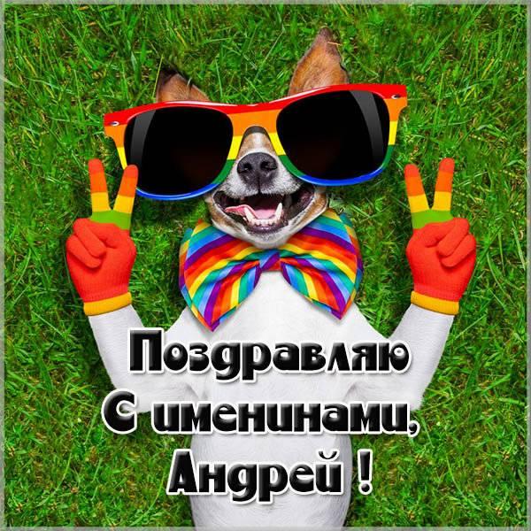 Фото открытка с днем Андрея - скачать бесплатно на otkrytkivsem.ru