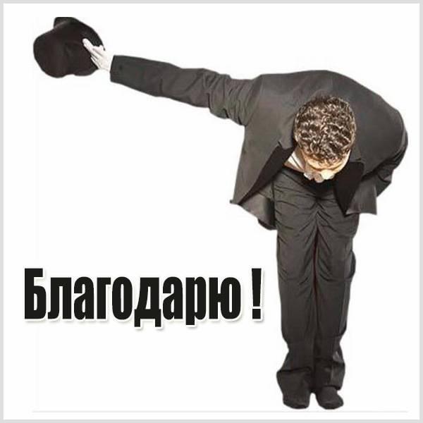Картинка благодарю прикольная - скачать бесплатно на otkrytkivsem.ru