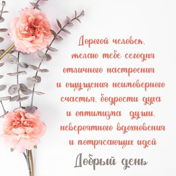 Картинка добрый день - скачать бесплатно на otkrytkivsem.ru