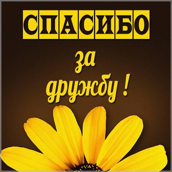 Картинка друзьям спасибо за дружбу - скачать бесплатно на otkrytkivsem.ru
